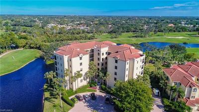 Naples Condo/Townhouse For Sale: 7040 Pelican Bay Blvd #D-105