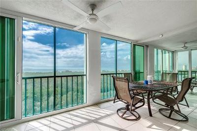 Condo/Townhouse Sold: 7515 Pelican Bay Blvd #14C