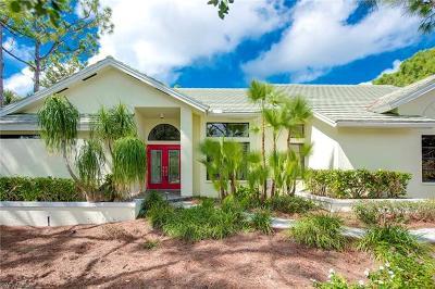 Woodlake At Bonita Bay Single Family Home For Sale: 3959 Woodlake Dr