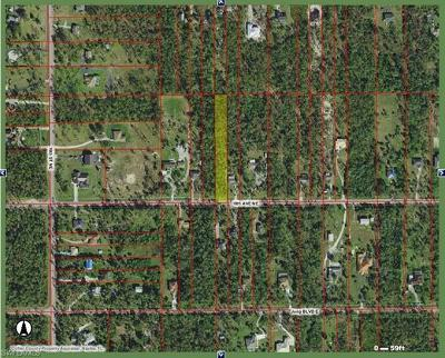 Collier County Residential Lots & Land For Sale: 18th Ave NE