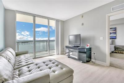 Bonita Springs, Cape Coral, Captiva, Estero, Fort Myers, North Fort Myers Condo/Townhouse For Sale: 3000 Oasis Grand Blvd #2406