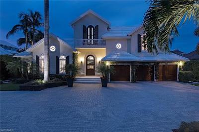 Naples FL Single Family Home For Sale: $7,500,000