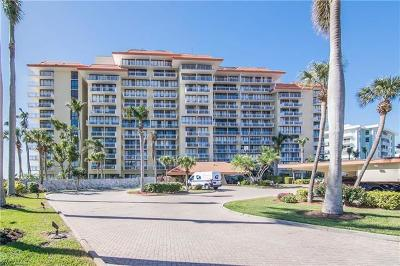 Marco Island Condo/Townhouse For Sale: 180 Seaview Ct #511