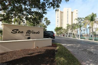 Marco Island Condo/Townhouse For Sale: 890 Collier Blvd S #106