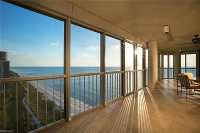 Naples Condo/Townhouse For Sale: 4951 Gulf Shore Blvd N #1502
