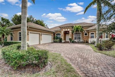 Naples FL Single Family Home Pending With Contingencies: $589,900