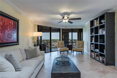 Condo/Townhouse For Sale: 4751 Gulf Shore Blvd N #802