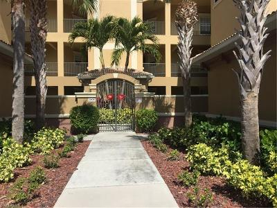 Cape Coral Condo/Townhouse For Sale: 3808 Agualinda Blvd #204