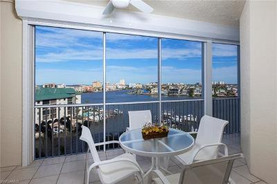 Naples Condo/Townhouse Sold: 400 Flagship Dr #706