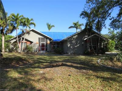 Naples Single Family Home For Sale: 2691 River Reach Dr