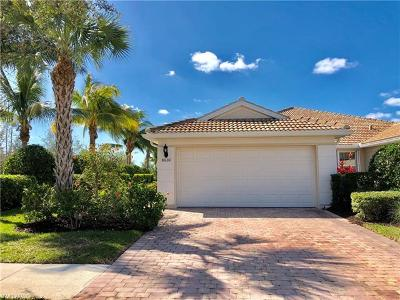 Single Family Home Pending With Contingencies: 8600 Genova Ct