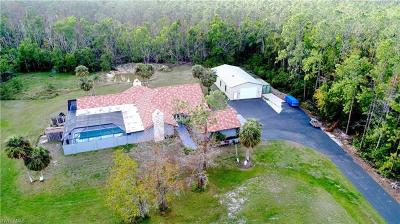 Naples Single Family Home For Sale: 2500 County Barn Rd
