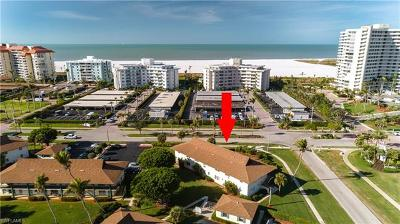 Marco Island Condo/Townhouse For Sale: 235 Seaview Ct #F8
