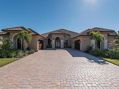 Single Family Home For Sale: 9663 Lipari Ct
