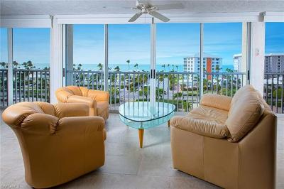 Naples Condo/Townhouse For Sale: 2750 Gulf Shore Blvd N #503