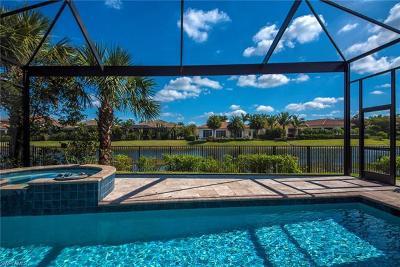 Naples Single Family Home For Sale: 2220 Residence Cir