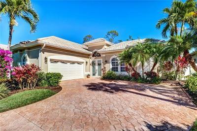 Naples Single Family Home For Sale: 572 Eagle Creek Dr