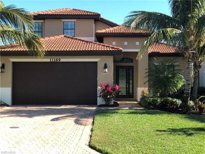 Bonita Springs Single Family Home For Sale: 11169 Monte Carlo Blvd
