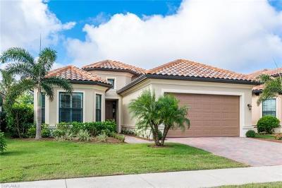 Bonita Springs Single Family Home For Sale: 9033 Isla Bella Cir