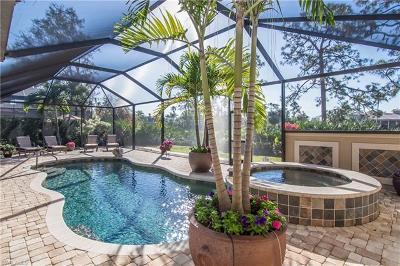 Naples Single Family Home For Sale: 147 Audubon Blvd
