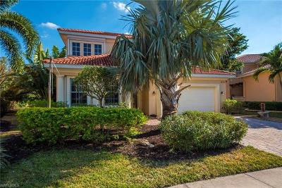 Estero Single Family Home For Sale: 19778 Maddelena Cir