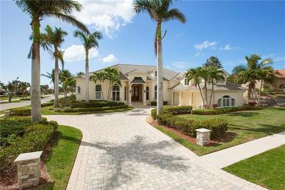 Marco Island Single Family Home For Sale: 1695 Ludlow Rd