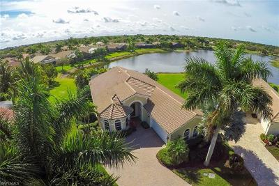 Estero Single Family Home For Sale: 8814 Biella Ct