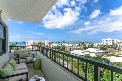 Admiralty Point Condo/Townhouse Sold: 2400 Gulf Shore Blvd N #605