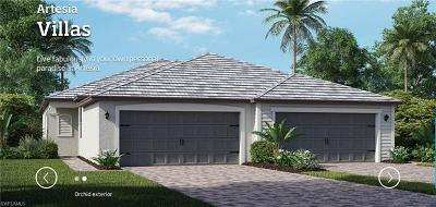 Collier County, Lee County Condo/Townhouse For Sale: 1518 Oceania Dr S