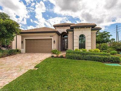 Bonita Springs Single Family Home For Sale: 9872 Alhambra Ln