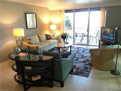 Marco Island Condo/Townhouse For Sale: 901 Huron Ct #A3