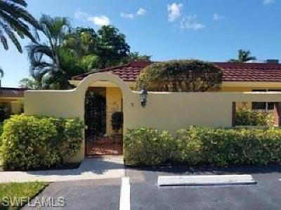 Naples Condo/Townhouse For Sale: 186 Harrison Rd #H-3
