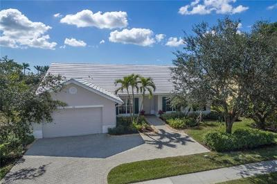 Naples Single Family Home For Sale: 172 Venus Cay
