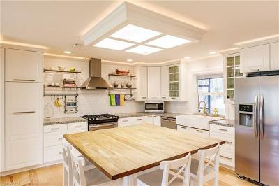 Naples Single Family Home For Sale: 3315 15th Ave SW
