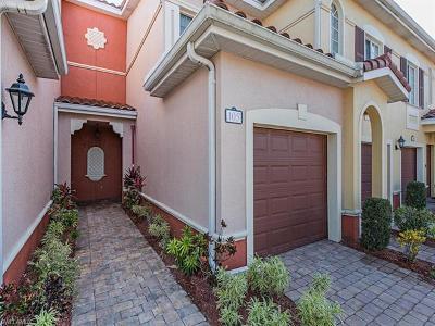 Estero Condo/Townhouse For Sale: 10110 Villagio Palms Way #105