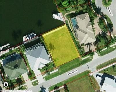 Marco Island Residential Lots & Land For Sale: 1888 N Bahama Ave