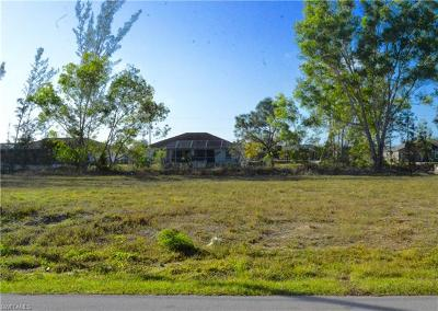 Lee County Residential Lots & Land For Sale: 1210 SW 23rd St