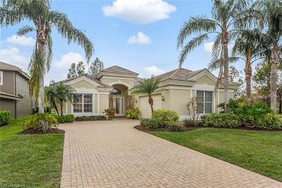 Naples Single Family Home For Sale: 3024 Olde Cove Way