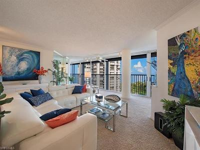 Condo/Townhouse Sold: 4041 Gulf Shore Blvd N #907