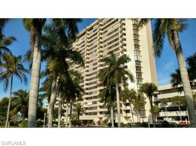 Marco Island Condo/Townhouse For Sale: 58 N Collier Blvd #2203