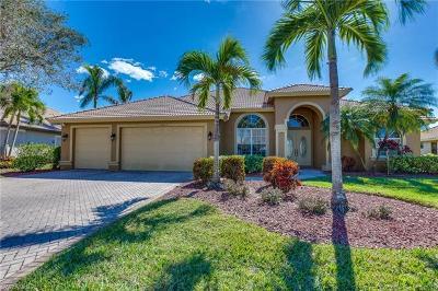 Naples Single Family Home For Sale: 10815 Phoenix Way