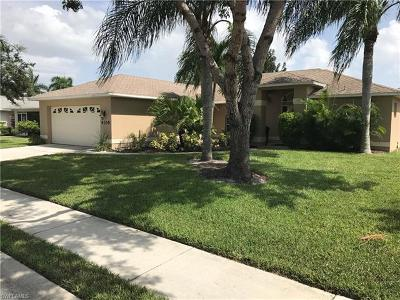 Estero Single Family Home For Sale: 4109 Dahoon Holly Ct