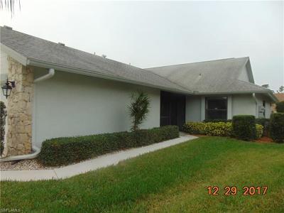 Naples Condo/Townhouse For Sale: 168 Fox Glen Dr #6-58