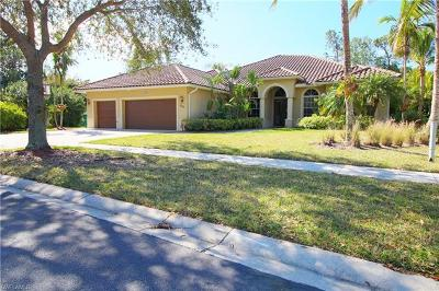 Single Family Home For Sale: 8130 Wilshire Lakes Blvd