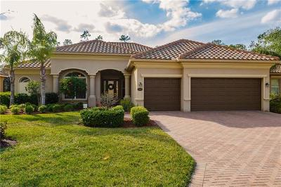 Estero Single Family Home For Sale: 21040 Bosco Ct