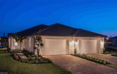 Collier County, Lee County Single Family Home For Sale: 1423 Oceania Dr S