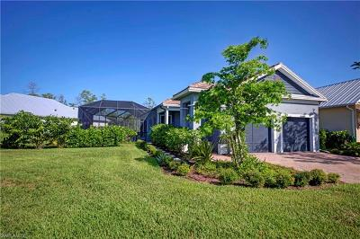 Naples Single Family Home For Sale: 14127 Nautica Ct