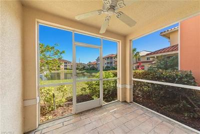 Fort Myers Condo/Townhouse For Sale: 13110 Bella Casa Cir #106