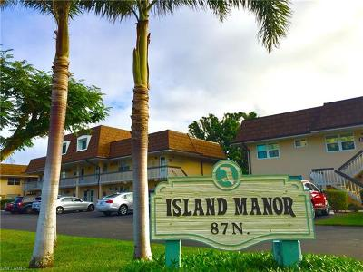 Marco Island Condo/Townhouse For Sale: 87 N Collier Blvd #J18