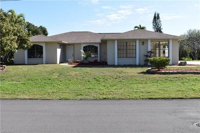 Lee County Single Family Home For Sale: 4409 SW 2nd Ave